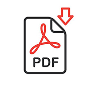 small pdf download icon