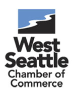 West Seattle Chamber of Commerce logo